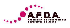Asociación de Federacions Deportivas de Álava Logo